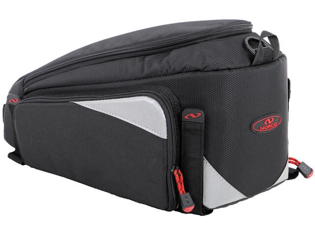 Norco Boston Gepäckträgertasche schwarz